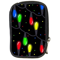Christmas light Compact Camera Cases