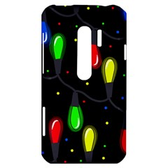 Christmas light HTC Evo 3D Hardshell Case