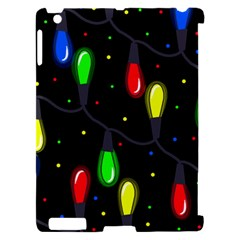 Christmas light Apple iPad 2 Hardshell Case (Compatible with Smart Cover)