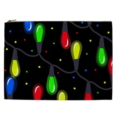 Christmas light Cosmetic Bag (XXL)