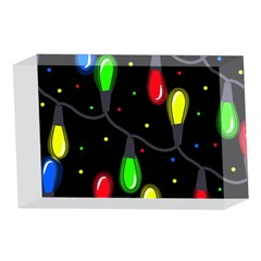 Christmas light 4 x 6  Acrylic Photo Blocks