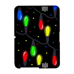 Christmas light Amazon Kindle Fire (2012) Hardshell Case