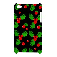 Christmas berries pattern  Apple iPod Touch 4