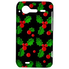 Christmas berries pattern  HTC Incredible S Hardshell Case
