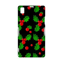 Christmas berries pattern  Sony Xperia Z1