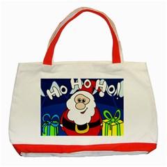 Santa Claus  Classic Tote Bag (Red)
