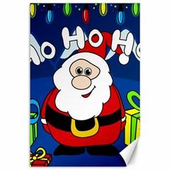 Santa Claus  Canvas 24  x 36