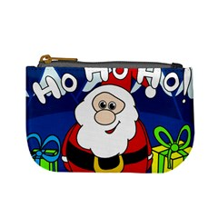 Santa Claus  Mini Coin Purses