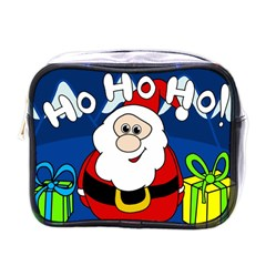 Santa Claus  Mini Toiletries Bags