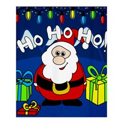 Santa Claus  Shower Curtain 60  x 72  (Medium)