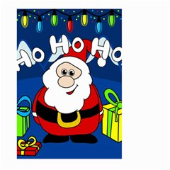 Santa Claus  Large Garden Flag (Two Sides)