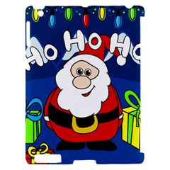Santa Claus  Apple iPad 2 Hardshell Case (Compatible with Smart Cover)