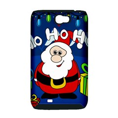 Santa Claus  Samsung Galaxy Note 2 Hardshell Case (PC+Silicone)
