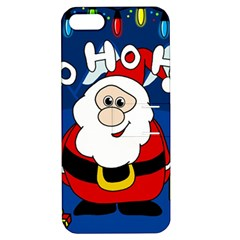 Santa Claus  Apple iPhone 5 Hardshell Case with Stand