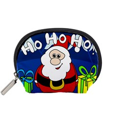 Santa Claus  Accessory Pouches (Small)