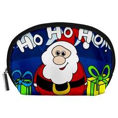 Santa Claus  Accessory Pouches (Large)