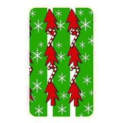 Christmas pattern - green Memory Card Reader