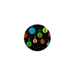 Christmas balls 1  Mini Magnets