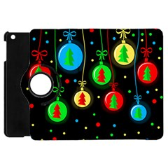 Christmas balls Apple iPad Mini Flip 360 Case