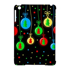 Christmas balls Apple iPad Mini Hardshell Case (Compatible with Smart Cover)