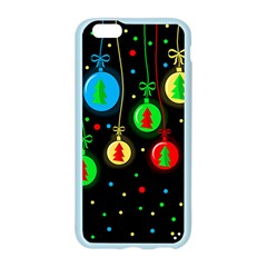 Christmas balls Apple Seamless iPhone 6/6S Case (Color)