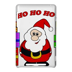 Santa Claus pattern - transparent Nexus 7 (2012)