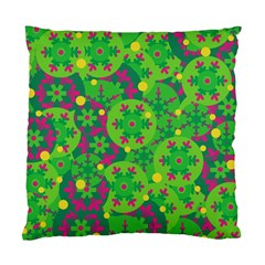Christmas decor - green Standard Cushion Case (One Side)