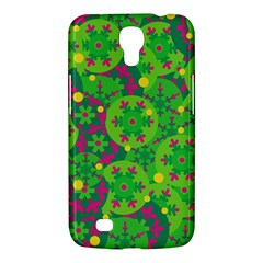 Christmas decor - green Samsung Galaxy Mega 6.3  I9200 Hardshell Case