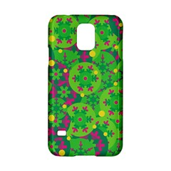Christmas decor - green Samsung Galaxy S5 Hardshell Case
