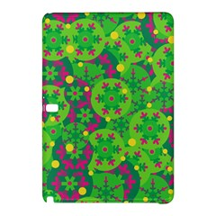 Christmas decor - green Samsung Galaxy Tab Pro 12.2 Hardshell Case