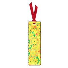 Christmas decor - yellow Small Book Marks