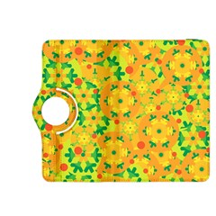 Christmas decor - yellow Kindle Fire HDX 8.9  Flip 360 Case