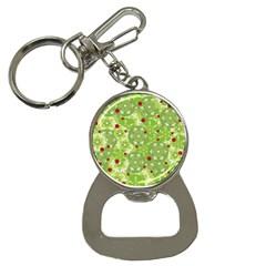 Green Christmas decor Bottle Opener Key Chains