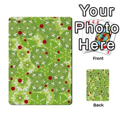 Green Christmas decor Multi-purpose Cards (Rectangle)