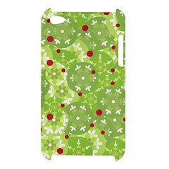 Green Christmas decor Apple iPod Touch 4