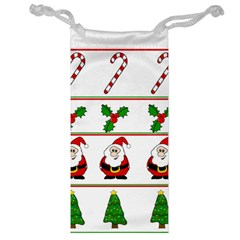 Christmas pattern Jewelry Bags