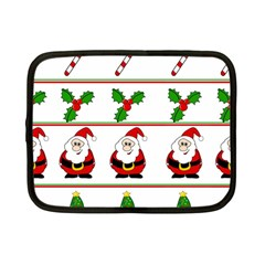 Christmas pattern Netbook Case (Small)