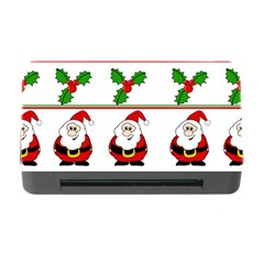 Christmas pattern Memory Card Reader with CF
