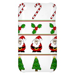 Christmas pattern Apple iPhone 3G/3GS Hardshell Case