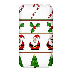 Christmas pattern HTC Rhyme