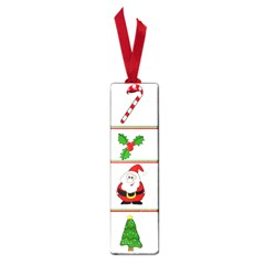 Christmas pattern Small Book Marks