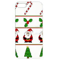 Christmas pattern Apple iPhone 5 Hardshell Case with Stand