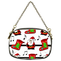 Christmas song Chain Purses (Two Sides)