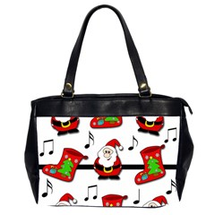 Christmas song Office Handbags (2 Sides)
