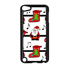 Christmas song Apple iPod Touch 5 Case (Black)