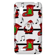 Christmas song HTC Desire VT (T328T) Hardshell Case