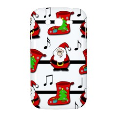 Christmas song Samsung Galaxy Grand DUOS I9082 Hardshell Case