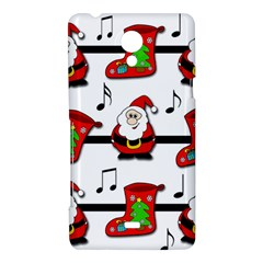Christmas song Sony Xperia T