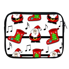 Christmas song Apple iPad 2/3/4 Zipper Cases