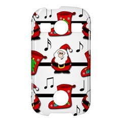 Christmas song Samsung Galaxy S7710 Xcover 2 Hardshell Case